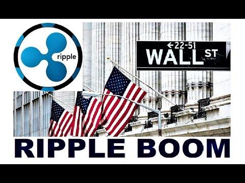 RIPPLE Breaking News: BOOM: Wall Street & Nasdaq want a Ripple IPO in 2018