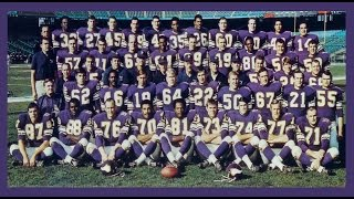 """The Missing Rings • The Story Of The 1969 Minnesota Vikings"""