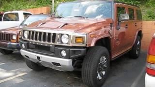 2009 Hummer H2 Black Chrome Limited Edition (Sedona Metallic Ext./Sedona Int.) Quick Look