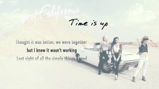 Video Time is Up Sweet California