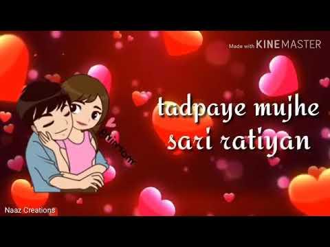 Teri Pyari Pyari Do Akhiyan WhatsApp Status Heart Touching