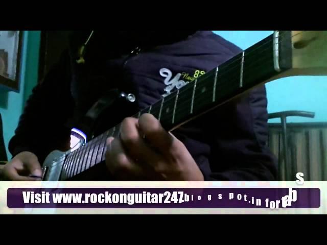 Meri Maa Guitar Tabs Yaariyan - YouTube