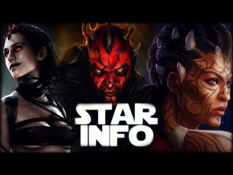 Star Info #27 | LES ZABRAKS | Canon & UL