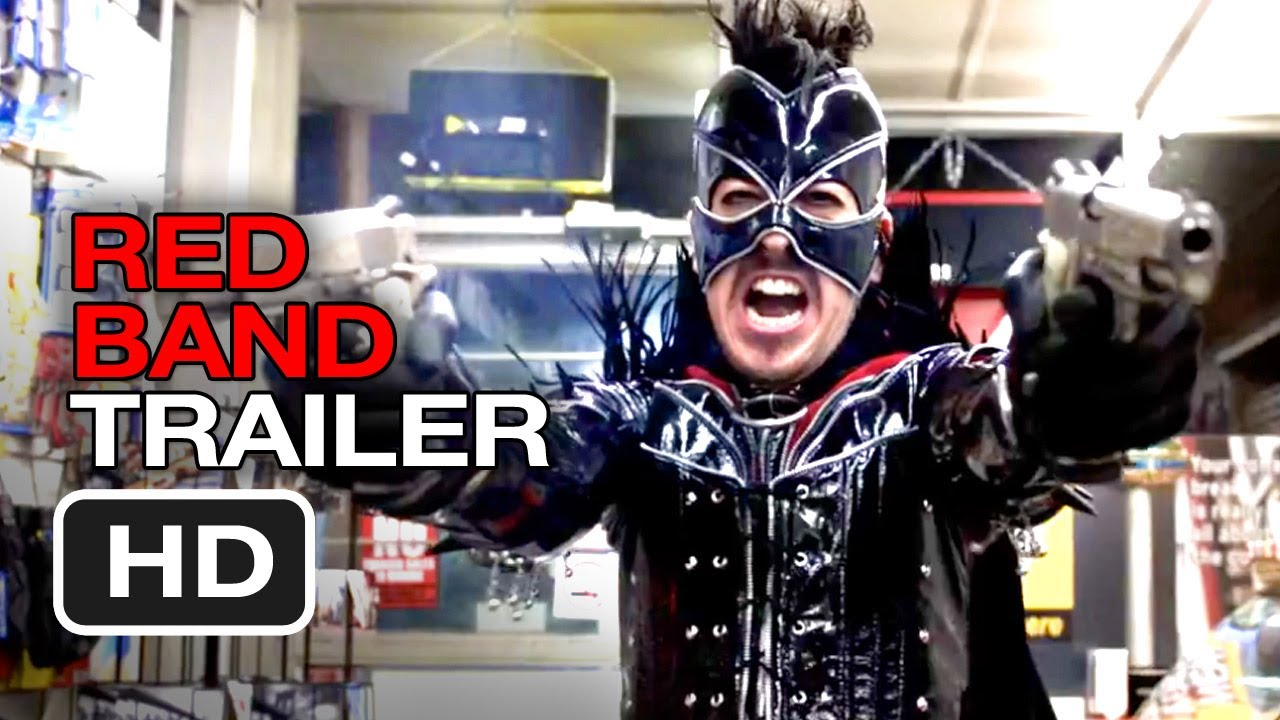 Download Kick-Ass 2 Official Red Band Trailer  #1 (2013) - Aaron Taylor-Johnson Movie HD