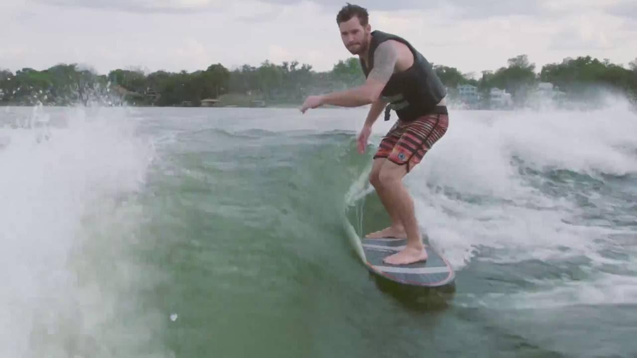 Tablas de surf SLINGSHOT Butter Bar Wakesurfer 2018