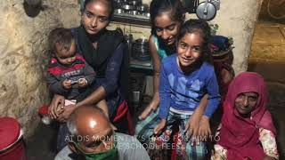 Father crying for help gets life changing surprise || Emotional video || Tibetan vlogger