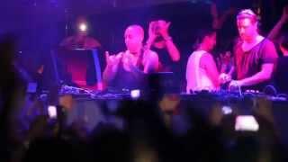 Fact present Luciano, Carl Craig, Andre Buljat & DJ HERR at L