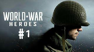 World War : Heroes #1 . Обзор игры . Неужели Battlefield 1 вышла на телефон😱!