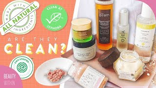 🌿All About 'Clean' Beauty & Skincare: Is it really BETTER for our skin?! 🌿