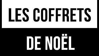 [LIVRE] LES COFFRETS DE NOËL