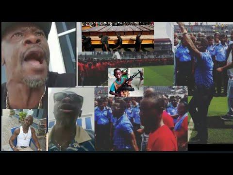 TONY KABAKA VOTE DAY ON EDO ST CHIEF SECURITY OF NEIGHBORHOOD WATCH  APC, PDP WASHING WASHING GOV
