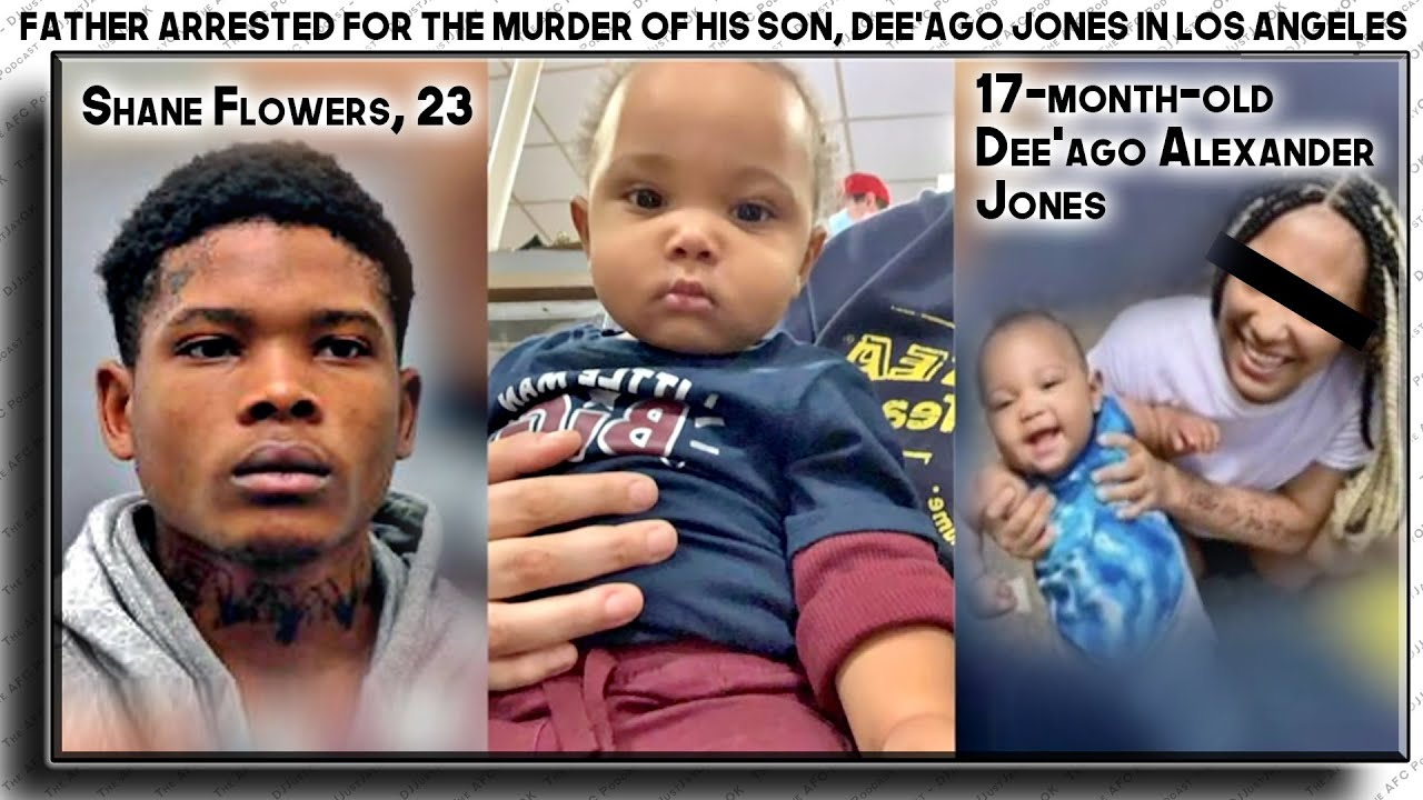 """🔂 Father charged in Death of """"17-Month-Old Son"""" found at South LA Motel"""