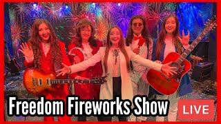 """K3 Sisters Band """"Freedom Fireworks Show"""" 7/3/21"""