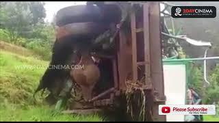ஊட்டியில் பள்ளத்தில் விழுந்து விபத்துக்குள்ளான அரசு பேருந்தின் இப்போது நிலையை பாருங்க - Ooty | Bus