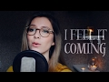 Download I Feel It Coming - The Weeknd feat. Daft Punk | Romy Wave (piano cover) MP3 song and Music Video