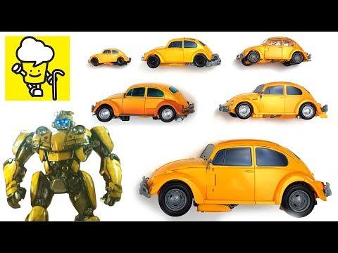 Bumblebee Movie 2018 Mpm 07 Ss18 Volkswagen Beetle Car Toys With Transformer トランスフォーマー