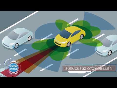 Geleceğin Teknolojisi | Sürücüsüz Otomobiller