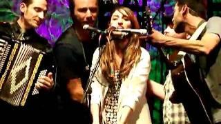 Sara Bareilles Little Lion Man Mumford And Sons Cover Live