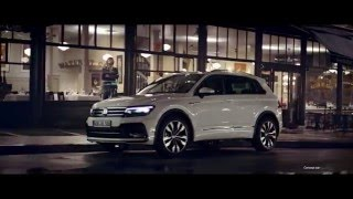 Volkswagen New Tiguan  - Access all areas