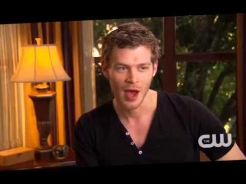 I love Joseph Morgan's accent