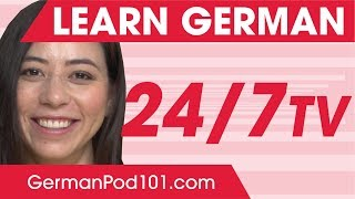 Learn German in 24 Hours with GermanPod101 TV