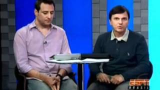 João Carlos Canalha e Mauro Cezar discutem BB1 ESPN Brasil 25/07