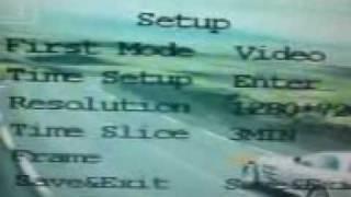 M5F 行 車 紀 錄 器  設定說明