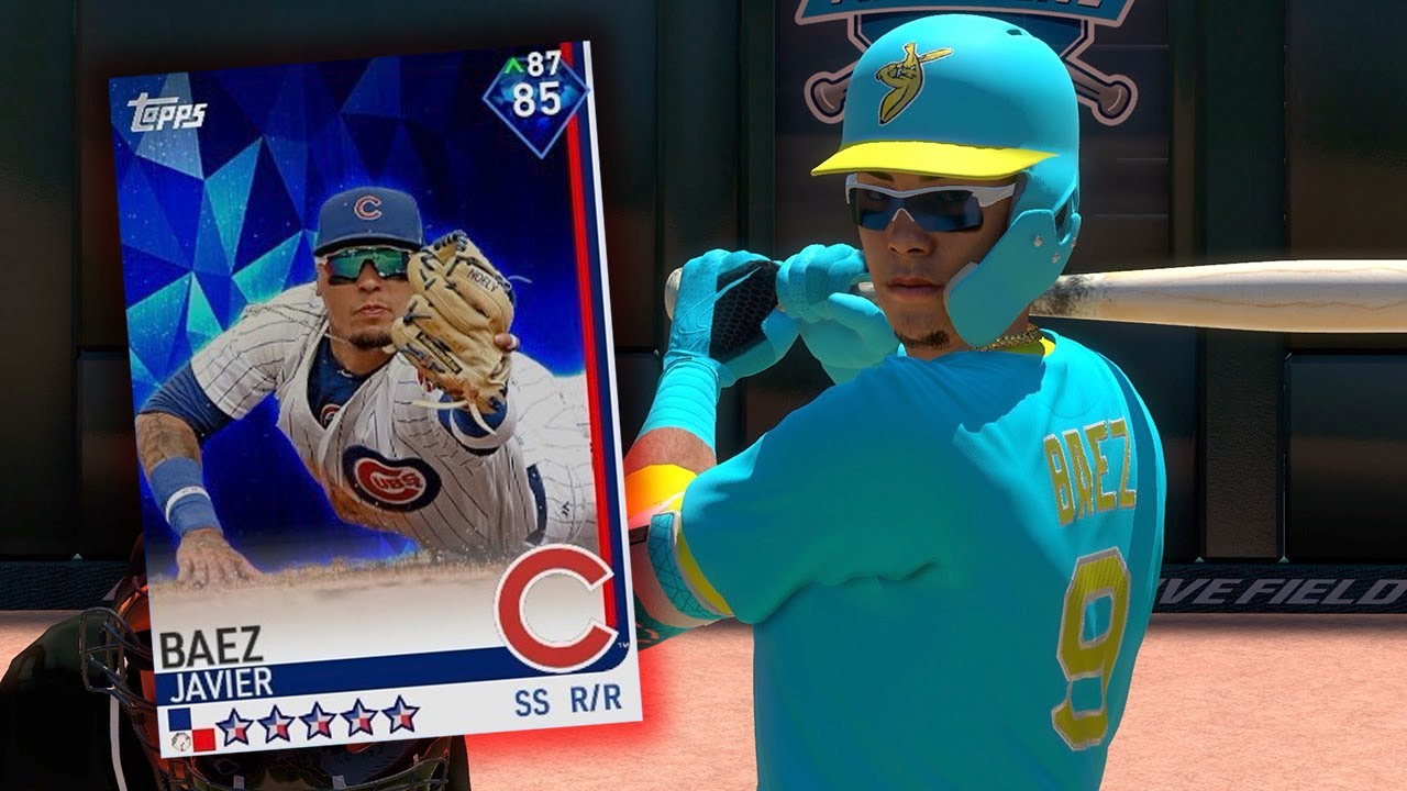 85 Javier Baez Debut Shows Off The Power Mlb The Show 19 Diamond Dynasty