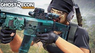 Ghost Recon Wildlands: The Predator Hunt Mission Gameplay