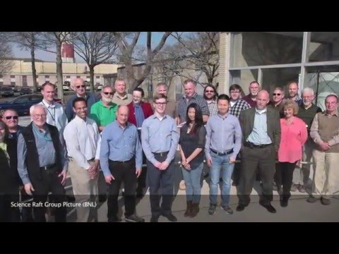 A Day in the Life of LSST Construction - March 2016