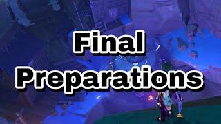 Tatara Tales Final Preparations   Investigate and Repair the Paths   Genshin Impact