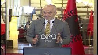 Ora News - Rama siguron Ministrin francez Do frenojme deri ne fund azilkerkimin