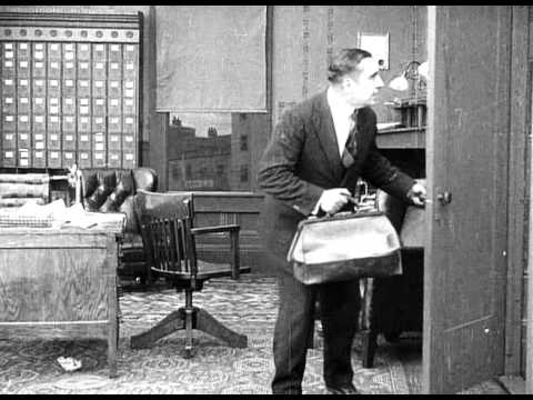 27. The New Janitor - Sept. 24, 1914