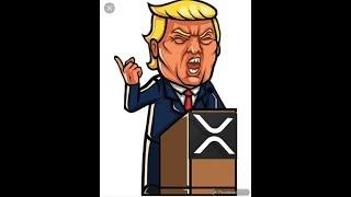 Trumps Puts crypto On Global Scale. Smoke & Mirrors. Mass FoMo on the Way XRP / BTC