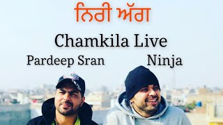 Chamkila Live   Pardeep Singh Sran   Ninja   #Folk2Fusion