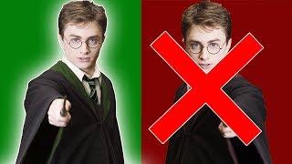 Harry Potter w Slytherinie!