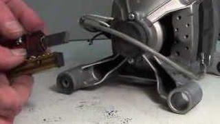 перевірка двигуна пральної машини