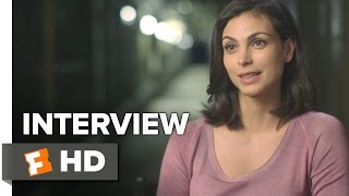 Deadpool Interview - Morena Baccarin (2016) - Action Movie HD