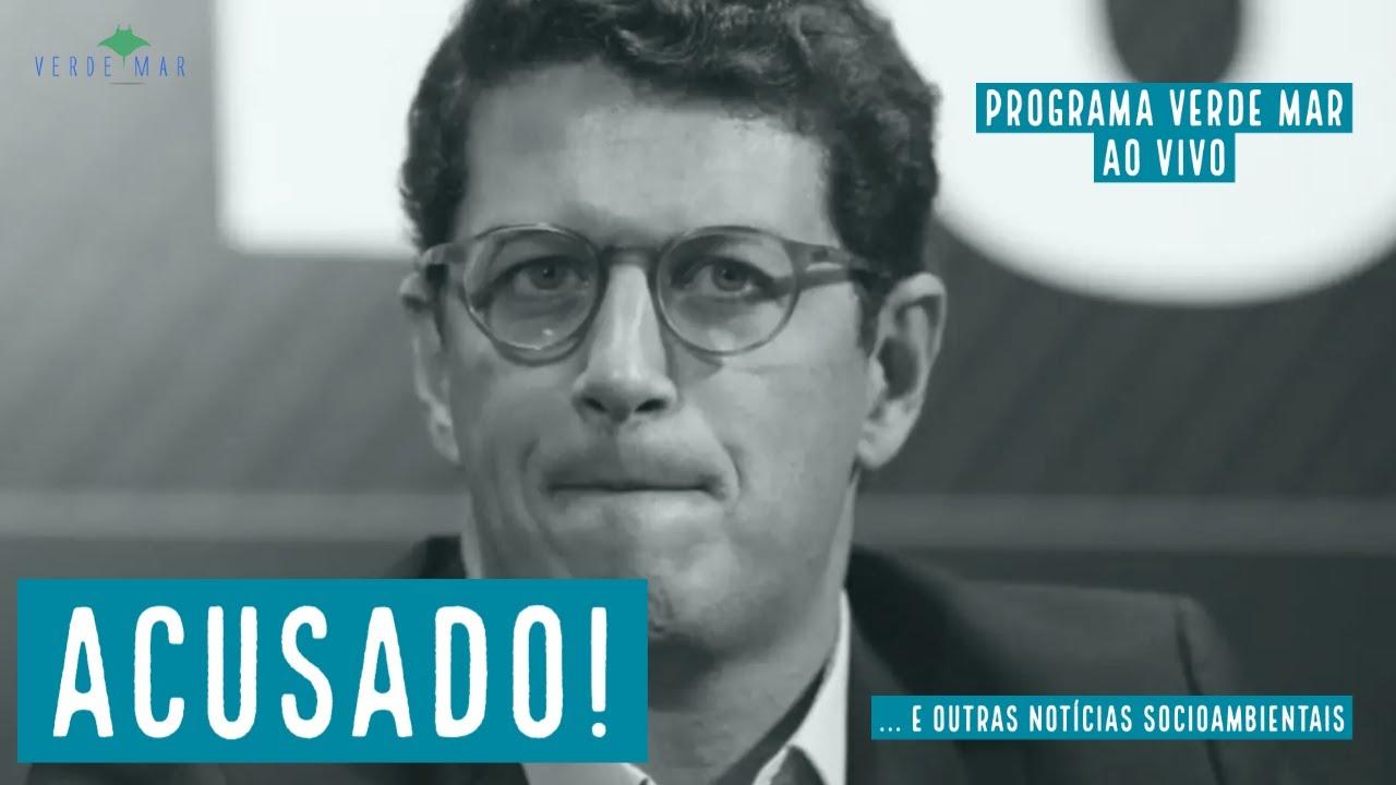 Ricardo Salles na mira da justiça por crime ambiental e organização criminosa