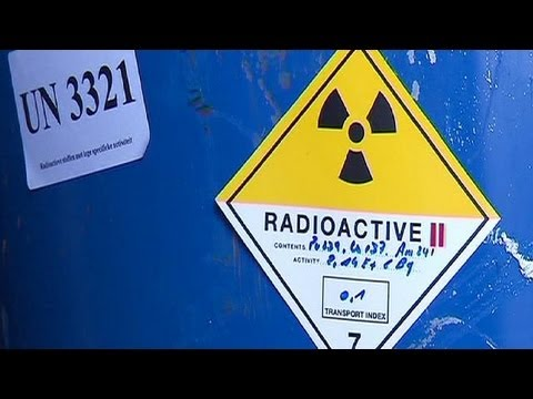 Belçika'da nükleer atık tesisinde sızıntı