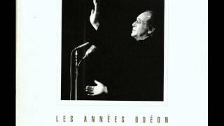 Léo Ferré- Mon p'tit voyou