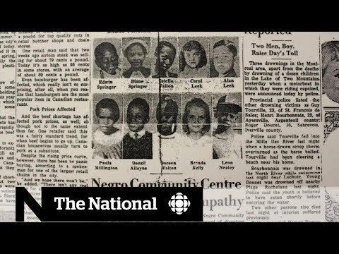 Montreal community mourns deaths of kids on boating accident anniversary