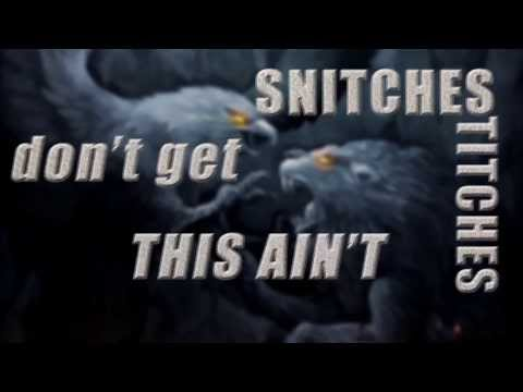 Fist Fight - Snitch (Official Lyric Video) - Conflict 2014