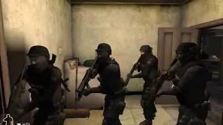 SWAT 4 SSF Realism mod 3.2 gameplay mission Drug Lab