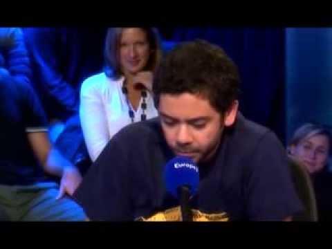 Clash entre Laurent Baffie et Manu Payet, Manu Payet quitte le plateau