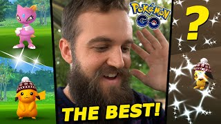 ENDING 2019 WITH AMAZING LUCK! (Hatching & Catching Heaps Of Shiny) - Pokemon Go