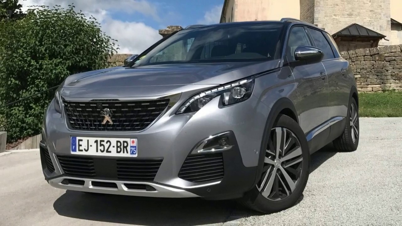 2018 peugeot 5008 review. contemporary 2018 peugeot 5008 2018 review first drive video on peugeot review i
