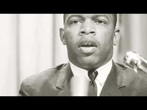 Ella Baker, John Lewis, and the SNCC