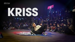 KRISS  // .stance // highlights at Red Bull DANCE YOUR STYLE WORLD FINALS 2019 prelims