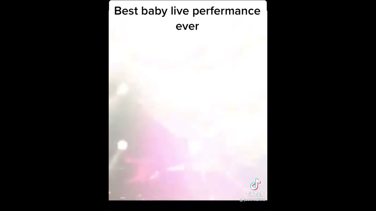 Download Justin Bieber-best baby live performance ever